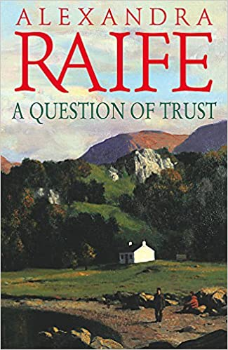 A Question Of Trust: Amazon.es: Alexandra Raife: Libros en idiomas extranjeros