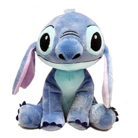preordine uk sporco varietà larghe Disney Store peluche Lilo Stitch 40 cm medio originale: Amazon.it ...