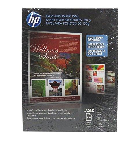 HP Brochure Paper Laser Matte 8.5