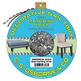 50 Yards C.S. Osborne & Co. No. 6550-N - Decorative Nail Trim (MPN #16858)