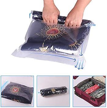 Amazon.com: Vaccum bolsas por compresión jhs-tech, espacio ...