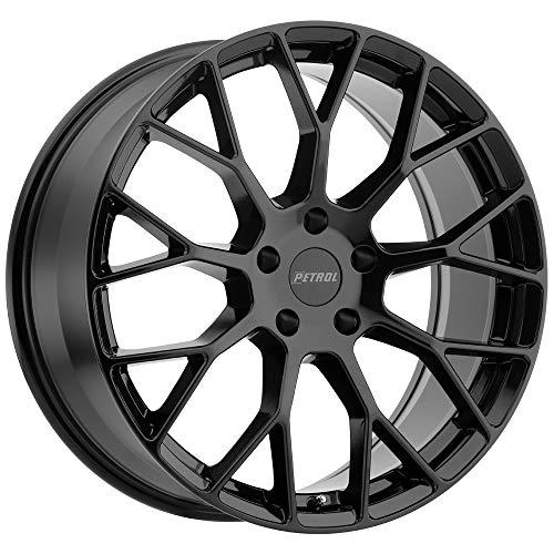 Petrol P2B Custom Wheel - Gloss Black 18\