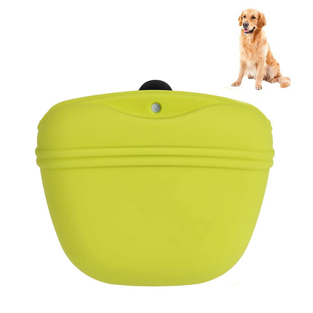 CWH&WEN Outdoor Dog Training Treat Bag Portable Pet Pouch Pockets Snack Reward Dispenser for Training Obedience Agility Pet Supplies, Economical and Practical by CWH&WEN