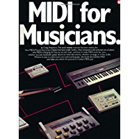 MIDI for Musicians book cover