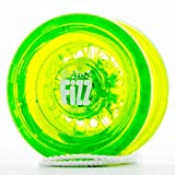 YoTricks Fizz Yoyo For Beginner Play and Responsive Tricks offers