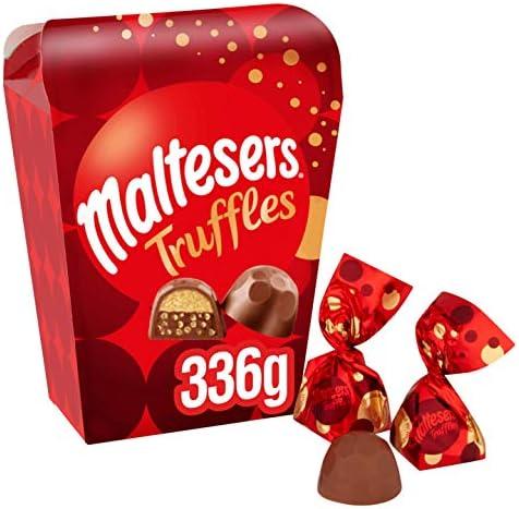 Maltesers Truffles Large Gift Box, 336g