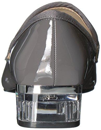 Nine West Women's Unstressd Synthetic Loafer Flat Dark Grey/Dark Grey Synthetic discount amazing price 48YolgY