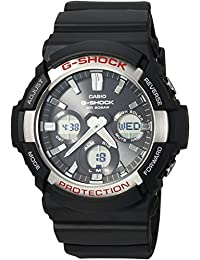 Men's 'G SHOCK' Quartz Resin Casual Watch, Color:Black...