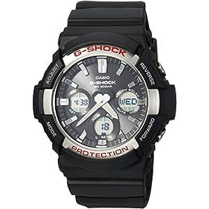 Casio G-Shock GAS100-1A - Reloj deportivo para hombre 9