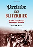 Prelude to Blitzkrieg