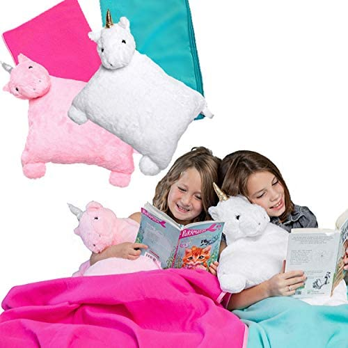 Unicorn Pillow Pillows Airplanes Toddler product image