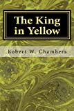 Book cover from The King in Yellow by Robert W. Chambers