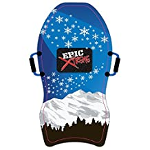 EpicXtreme Winter Scene LED SnowBoard