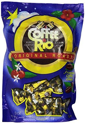 Coffee Rio Original Roast Gourmet Candy, 12oz Bag (Coffee Rio Original Roast Candy compare prices)