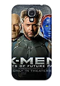 David Dietrich Jordan's Shop Anti-scratch And Shatterproof X Men Days Of Future Past 2014 Phone Case For Galaxy S4/ High Quality Tpu Case