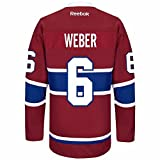 Shea Weber Montreal Canadiens Home Jersey