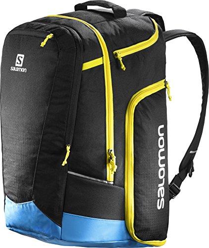 De bleu Noir Go À Salomon Bag Gear to L Dos D'équipement 50 Sac Ski snow Extend zxZqgI