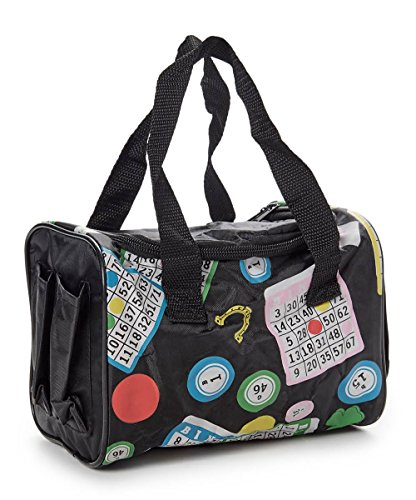 5 Pocket Bingo Cube Zipper Bingo Bag by United Novelty