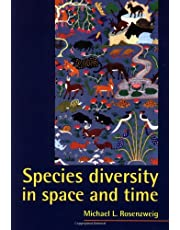Species Diversity in Space and Time