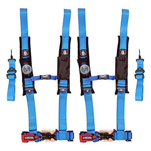 (Pro Armor A115220VB Voodoo Blue 5-Point Harness 2