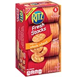 Ritz Crackers Fresh Stacks (Whole Wheat, 11.6-Ounce, 6-Pack)