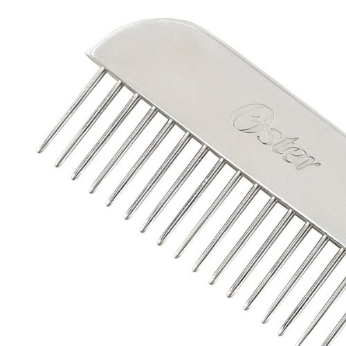 Oster Professional Pet Grooming Comb, Coarse with Handle
