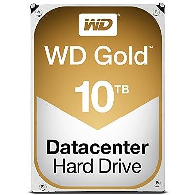 """WD Gold WD101KRYZ 10 TB 3.5"""" Internal Hard Drive"""