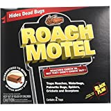 (6 Pack) Black Flag Roach Motel Insect Trap