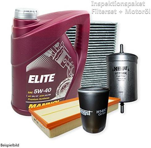 Inspection Pack Oil Filter Set For Audi A3 Tt Skoda Octavia Vw Golf Iv 4 Auto
