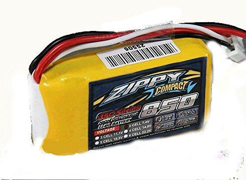 [해외] Compact 7.4V 850mAh 35C 45C ZIPPY