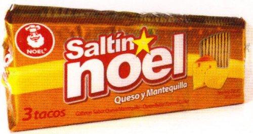 Noel Saltin Noel Butter And Cheese 7.93 oz