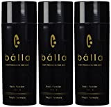 Balla Powder for Men (100 G) - Tingle Formula (3 pack) by Balla