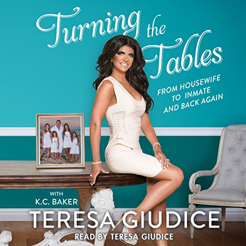 Turning the Tables by Simon & Schuster Audio
