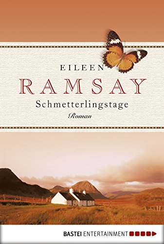 Schmetterlingstage: Roman (German Edition)