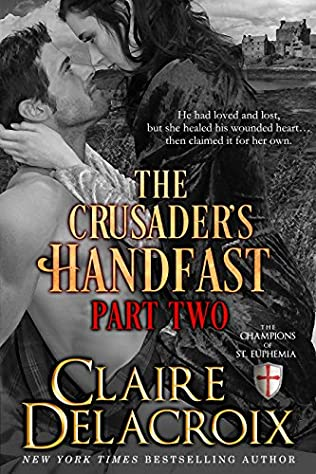 book cover of The Crusader\'s Handfast: Part Two