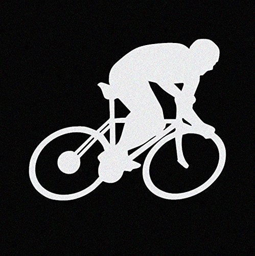 Cycling Window Decal Sticker