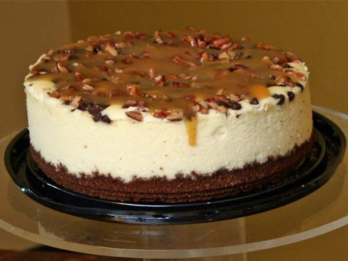 Turtle Cheesecake by Wisconsinmade