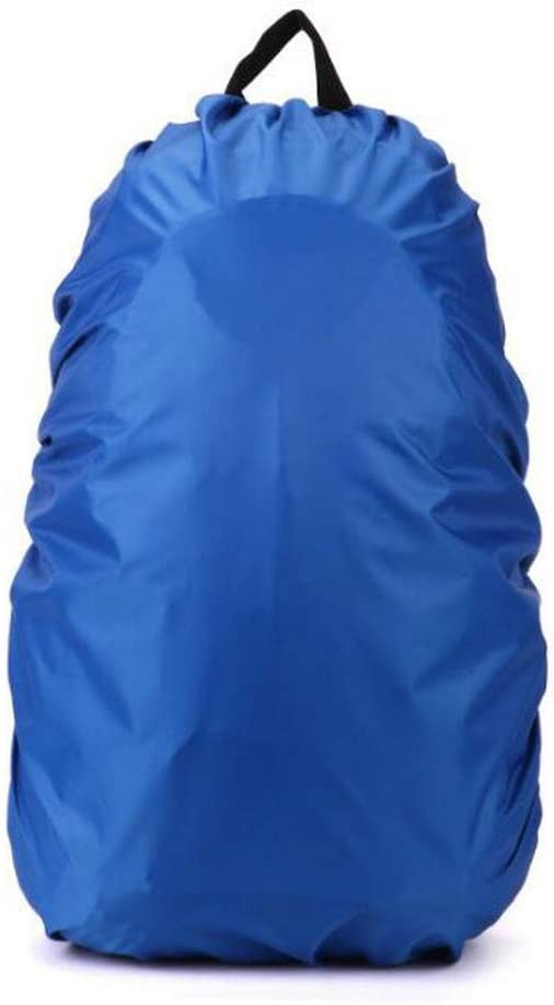 LAAT Regenschutz Schulranzen Schulranzen-Schutzh/ülle Wasserdichter Regenschutz Regenschutz f/ür Rucks/äcke Camping Reisen Outdoor Aktivit/äten Size 70L Blau