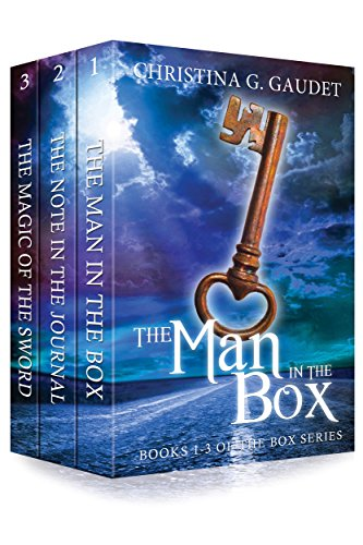 et Books 1-3: The Man in the Box, The Note in the Journal, The Magic of the Sword (12 Boxed Notes)