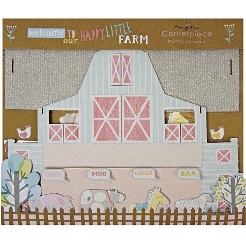 Meri Meri Centerpieces, Happy Little Farm