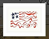 Perfect patriotic gift for your Veteran, military husband/wife/family. This piece is the ONLY piece of Von.G Artwork that is drawn in COLOR. Why, you ask? Simple. Because, our USA flag & it's colors cannot be interpreted. They have & ...