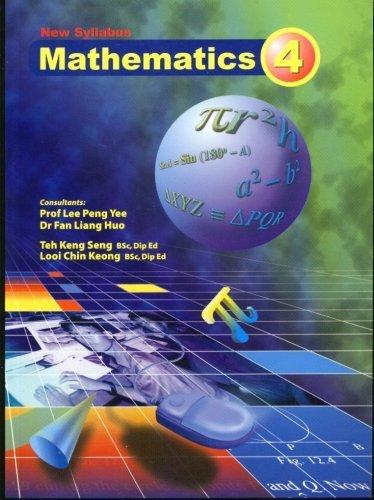 New Syllabus Mathematics 4
