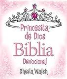 Princesita de Dios Biblia Devocional = God's Little Princess Devotional Bible
