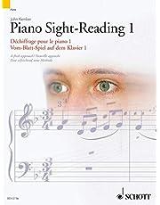 John Kember - Piano Sight-Reading - Volume 1: A Fresh Approach