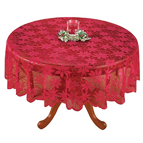 Asunflower Holiday Tablecloths Round 70