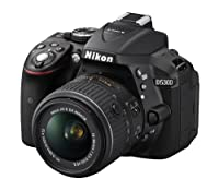 Nikon D5300 Digital SLR from NIKO9