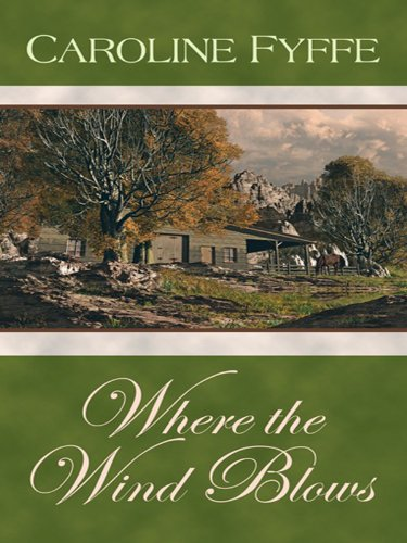 Where the Wind Blows (Thorndike Clean Reads)