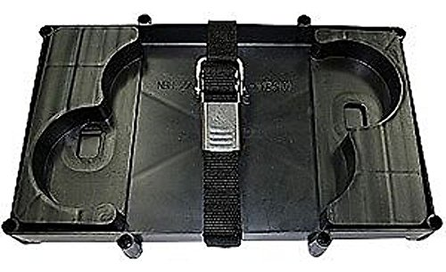 T-H Marine NBH-31-SSC-OPT Optima Battery Tray ()