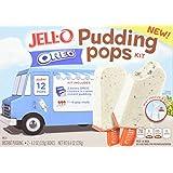 JELL-O Oreo Pudding Pops Kit, 8.4 Ounce