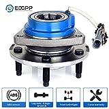 ECCPP 513121 Wheel Bearing Hub Front Wheel Hub and